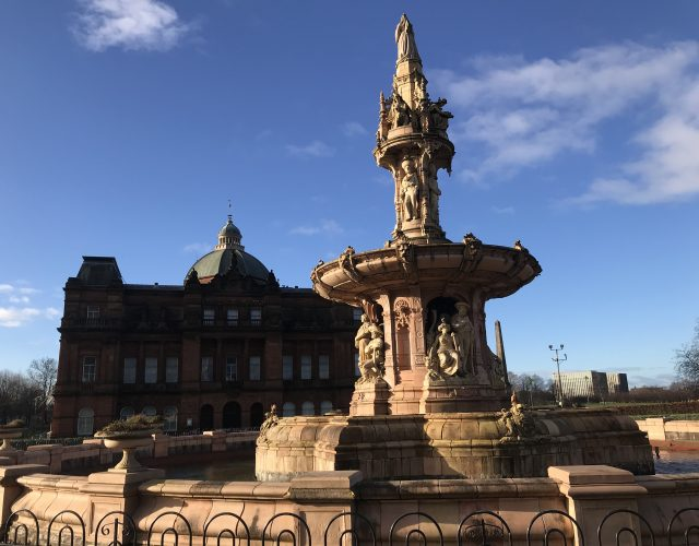 1 Day Glasgow, Loch Lomond, and Stirling Tour