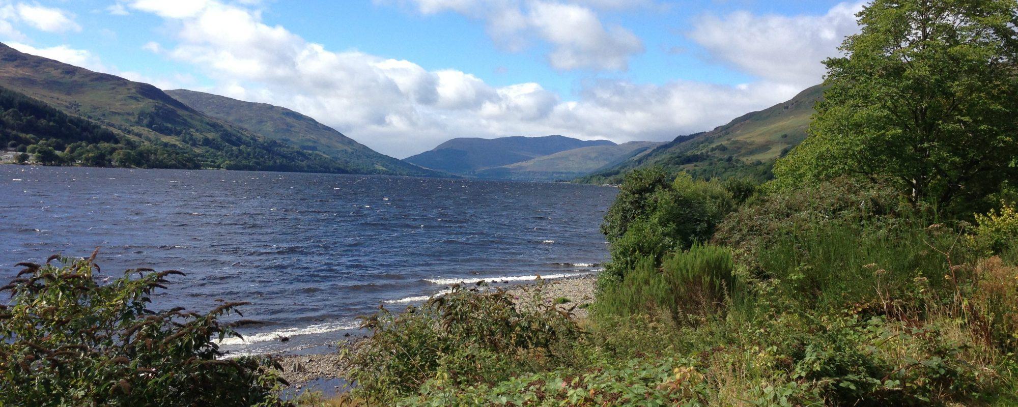 1 Day Glasgow and Loch Lomond Tour