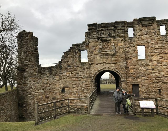 1 Day Dunfermline, St Andrews & Dundee Tour